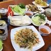 上飯田町の「タンハー」でベトナム料理いろいろ
