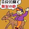 春節で中国から旅行者がどっとやって来た!奈良公園の鹿が受難の季節…