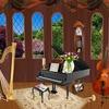制作メモ;<音楽の絵本>子猫と弾く24のピアノ曲〜音楽的なクオリアを活用する
