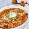 【レシピ】オートミールでトマトリゾット
