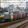 3月23日 東海道線 平塚~大磯間 貨物列車2本撮影