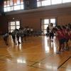 燃えろ部活動 バスケ部女子 練習試合