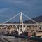 崩落したジェノバの橋