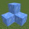 【マイクラ】新ブロック『青氷』完全解説!最速移動手段に使ってみよう!【Blue Ice】