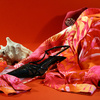 【スカーフバッグチャーム】春が来た♪スカーフでバッグをかわいくリボン結びしよう!【30歳のファッション講座】