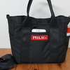 【開封レビュー】mini特別編集 MILKFED. SPECIAL BOOK 2Way Tote Bag #RED