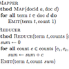 in-mapper combining