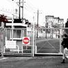 フェンスの街