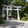 近江富士の麓『御上神社』