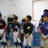 第2回ワラビー杯争奪中城プロック学童軟式野球大会
