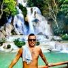 【クアンシーの滝】ルアンパバーンにある絶景スポット&最悪なゴミ中国人に遭遇【ラオス再訪⑥】