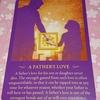 9月のカード  A  FATHER'LOVE  父の愛