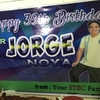 フィリピンのセブ島にあるダナオ市の誕生日パーティー事情
