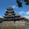 日本100名城とプラモデル PART1   会津若松城(鶴ヶ城)と大阪城