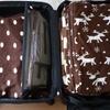 冬物保管にスーツケース!そして要らなくなった衣装ケースに困惑。