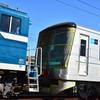 秩父鉄道で甲種輸送13124fの撮影