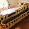 子供部屋完成。ツインデスクと親子ベッドを購入☆レビュー☆