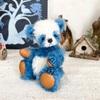 藍染めのパンダさん