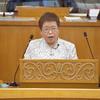 宮川県議の代表質問 知事、汚染水海洋放出明言せず