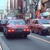 いきなりタクシーで赤坂へ