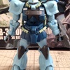 HGUC 1/144 グフカスタム 製作記 PART3