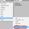 【Unity】Hierarchy の「Create>UI」のメニューに「TextMeshPro - Button」を追加できる「TextMeshProButtonExtension」紹介