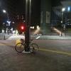 夜の道を行く(深夜の東京サイクリング48キロ)その2