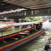 バンコクから行きやすい!タリンチャン水上マーケットぶらり旅。