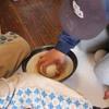 籾摺り.  Reisschalen