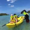 【2018子連れグアム旅行】オンワード・ビーチ・リゾート宿泊記(3) ラウンジの朝食&カヌーで無人島へ!