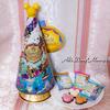 35周年フィナーレのお菓子ミッキータワーのチョコレート*2019年1月