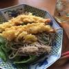 お家で天ぷら蕎麦