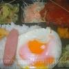 [21/04/23]「琉花」の「煮込みハンバーグ(日替わり弁当)」 400円 #LocalGuides