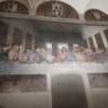 【2017年ミラノ(イタリア)旅行】11月24日サンタ・マリア・デッレ・グラツィエ教会(最後の晩餐)、センピオーネ公園・スフォルツェスコ城、サンマウリツィオ教会