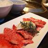 ●新都心「焼き肉 セナラ」でランチいろいろ焼き物ランチ