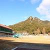 直登ルートで右田ヶ岳から山城山へ縦走