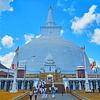 【文化三角地帯の世界遺産4】スリランカ最古の都アヌラーダプラ