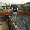 倉敷市東塚の家 JIOによる配筋検査