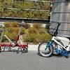 モリコロパークのサイクリングコースへ行ってきた。