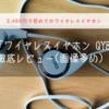 コスパ良し!Bluetoothワイヤレスイヤホン QCY QY8 レビュー(画像多め)