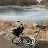 自転車通勤再開