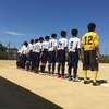 H29 5/4 練習試合 富岡東高校(徳島)・金光藤蔭高校戦