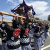 祭りの力で町に「彩」が戻る(福島県広野町 浜下り神事)