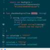 CharacterSetを定義する