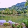 水字型池(新潟県南魚沼)