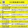DCC 展示発表&実演のスケジュールが決定しました!