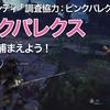 【MHW】ピンクパレクスの捕まえ方!重要バウンティ「調査協力:ピンクパレクスの捕獲」【PS4】