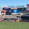 ニューヨークの野球場