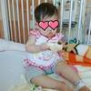 【娘の入院生活26日目】ACTH注射19回目の今日は動く練習
