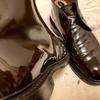最近はまっている靴磨きの話